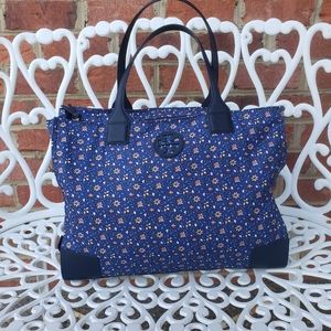 AUTHENTIC Tory Burch Ella Packable Nylon Tote
